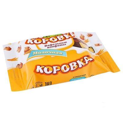Конфеты Коровка Молочная