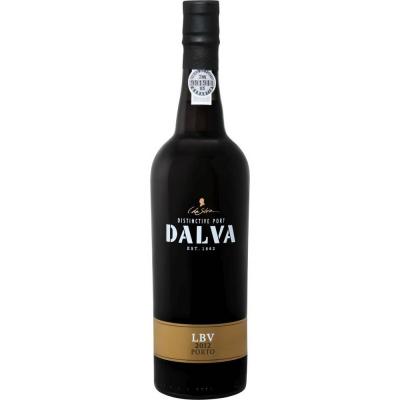 Вино ликерное Далва ЛБВ Порто 2013 выдержанное красное (Dalva LBV Porto), 20%