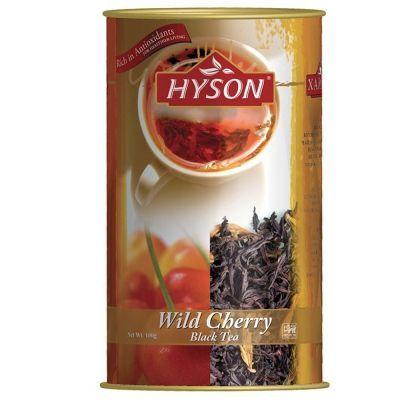 Чай черный Hyson Wild Cherry (Дикая вишня) ПЖ