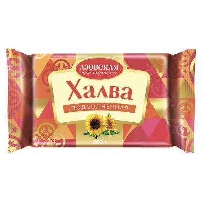 Халва Азовская кондитерская фабрика Подсолнечная (фасовка)