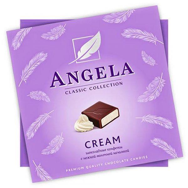 Конфеты в коробке Angela Classic Collection молочная начинка