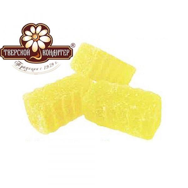 Мармелад желейный Тверской Кондитер с лимонным вкусом резной