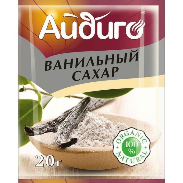 Ванильный сахар Айдиго набор