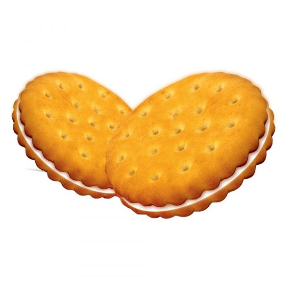 Печенье Алматинский продукт Мария с молочным кремом