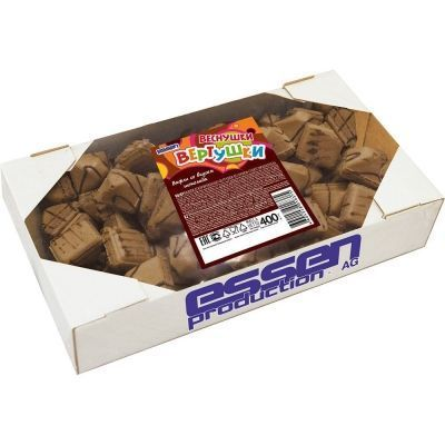 Вафли Вертушки-веснушки со вкусом шоколада