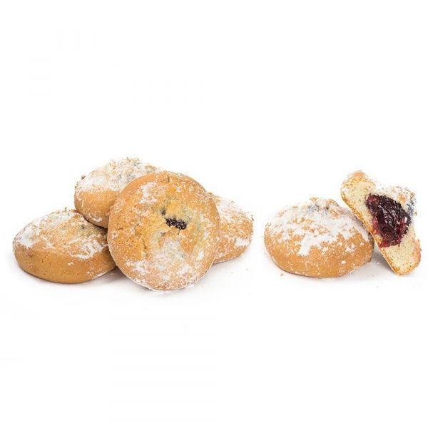 Печенье Баттерфляй Солнышко с вишневой начинкой