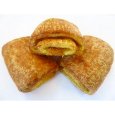 Печенье Бейкер Кейк Лимонные рулетики