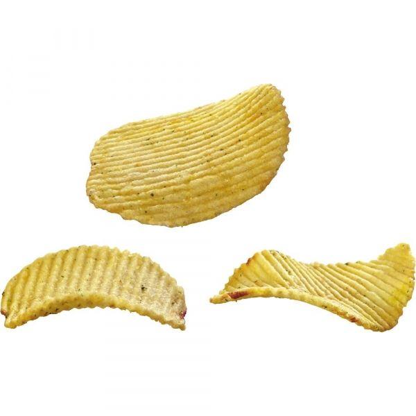 Чипсы Бейкер Кейк Рифленые со вкусом шашлыка
