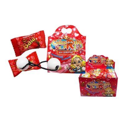 Леденец + игрушка Волшебный кондитер Чилдрен сюрприз для девочек