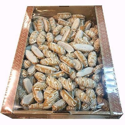 Печенье Гранъ Заварики в белой глазури