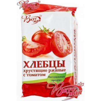 Хлебцы Вкус мая Ржаные с томатом