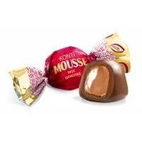 Конфеты Конти-Мусс вкус шоколад