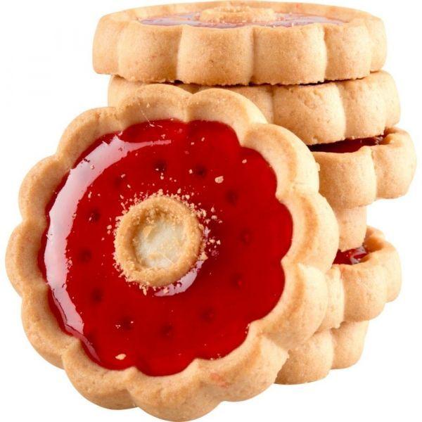 Печенье Янтарные Сладости с ароматом вишни