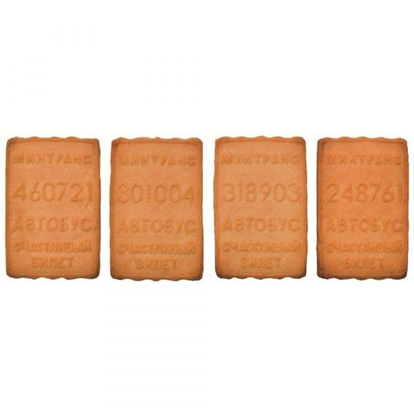 Печенье Сладонеж Счастливый билет