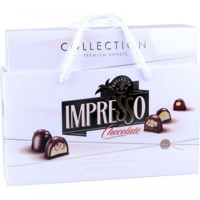 Набор конфет Импрессо белый