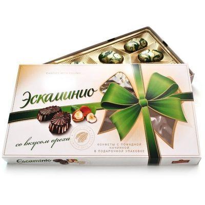 Набор конфет Эскаминио со вкусом ореха