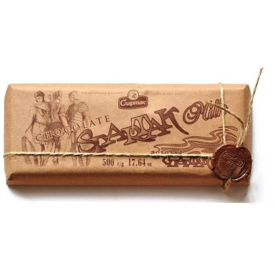 Шоколад Спартак молочный крафт