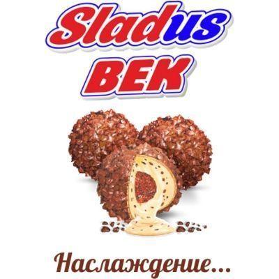 Драже кукурузно-пшеничные глазированное Sladus Bek