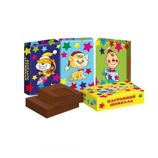 Конфеты Невский кондитер Веселым детишкам мини шоколад