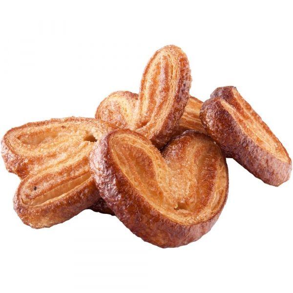 Печенье Суздальская КФ Слоенушки с шоколадным вкусом (ушки)