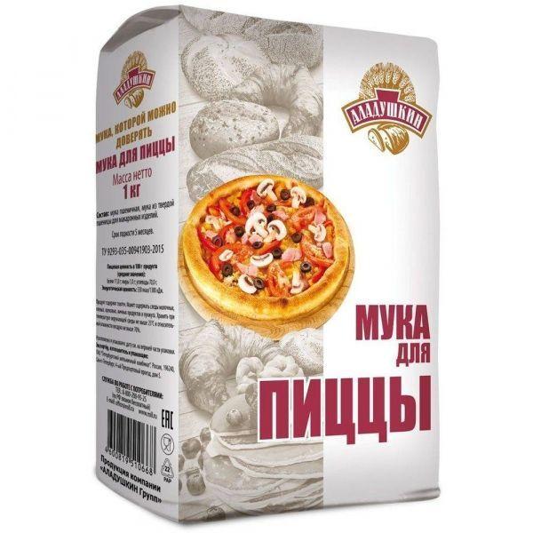 Мука Аладушкин для пиццы
