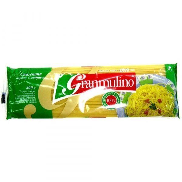 Макароны Гранмулино Спагетти №4