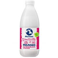 Молоко ультрапастеризованное,  отборное Милава 3,6-4,5%   ПЭТ