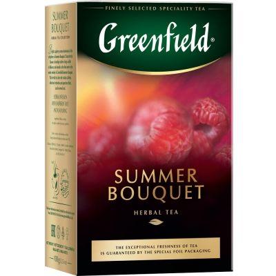 Чай Greenfield  Summer Bouquet фруктовый листовой