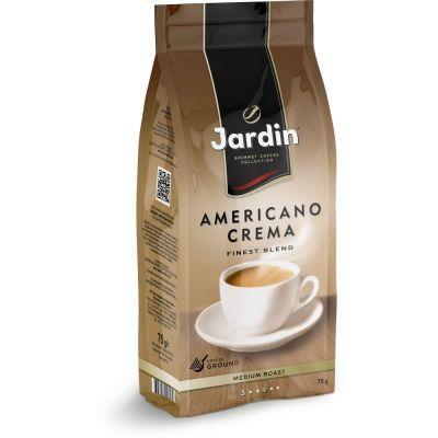 Кофе молотый Jardin Americano Crema м/у