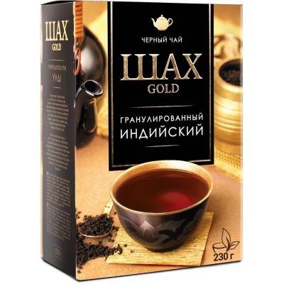 Чай Шах Голд черный гранулированный