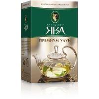 Чай Принцесса Ява Премиум Улун листовой оолонг