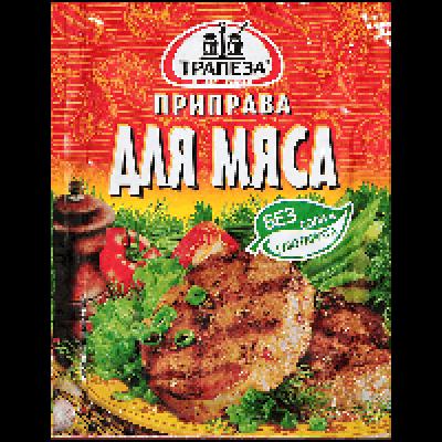 Приправа Трапеза Для мясных блюд