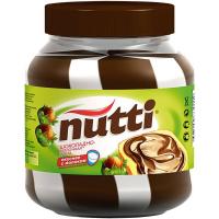 Паста Нутти шоколадно-молочная