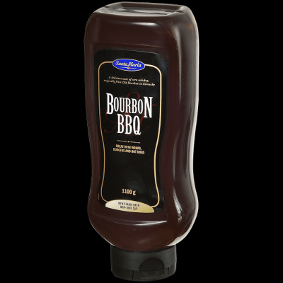 Соус Santa Maria Барбекю виски Бурбон