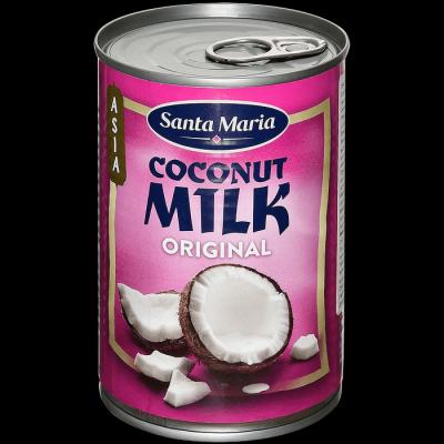 Мякоть кокосового ореха 17% Santa Maria