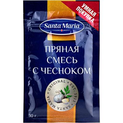 Пряная смесь Santa Maria с чесноком