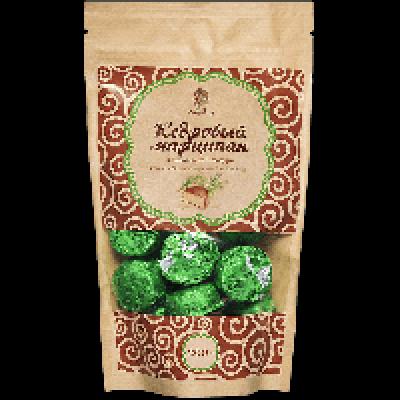 Конфеты Сибирский кедр Марципан кедровый в шоколадной глазури