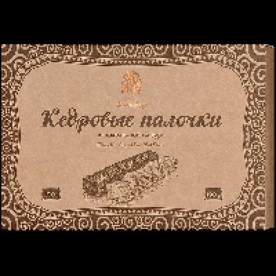 Конфеты Сибирский кедр Кедровые палочки в шоколадной глазури