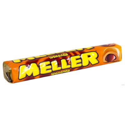Ирис шоколад Меллер (3шт*38г)