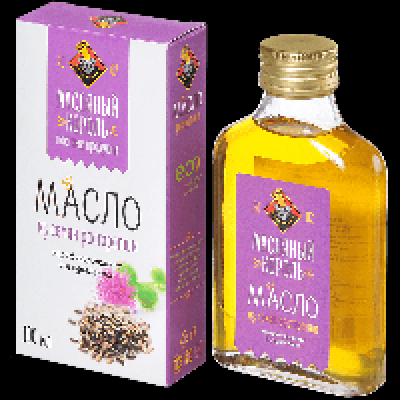 Масло Масляный Король из семян расторопши ст/б
