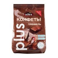 Конфеты ДиYes Трюфель в шоколадной глазури с сорбитой