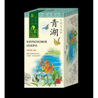 Чай Зеленая Панда оолонг БИРЮЗОВОЕ ОЗЕРО 25 пак. ф/конв