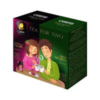 Чай Кёртис наб Чай для двоих ассорти сашет
