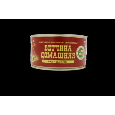 Ветчина Череповецкий мясокомбинат Домашняя ГОСТ ж/б ключ