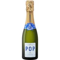 Шампанское Поммери ПОП брют белое (Champagne Pommery POP brut), 9-15 %