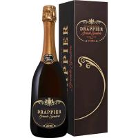 Шампанское Гранд Сандре Драпье 2008 брют белое (Grande Sandree Drappier Champagne Brut), 12 % в подарочной упаковке