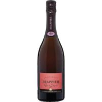 Шампанское Розе Драпье Брют розовое (Rose Drappier Champagne brut), 12 %