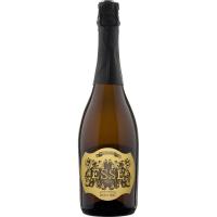 Вино игристое ЕССЕ (ESSE) выдержанное белое полусухое, 11,5-13,5 %