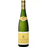 Вино Гюстав Лоренц Пино Гри Резерв 2018 белое полусухое (Gustave Lorentz Pinot Gris Reserve), 13,1-15 %