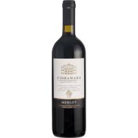 Вино Фьорамаро Мерло красное сухое (Fioramaro Merlot), 13 %
